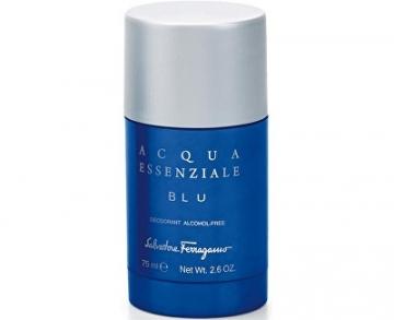 Dezodorantas Salvatore Ferragamo Acqua Essenziale Blu 75 ml Dezodorantai/ antiperspirantai
