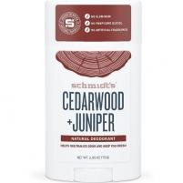 Dezodorantas Schmidt´s (Signature Cedarwood + Juniper Deo Stick) 58 ml