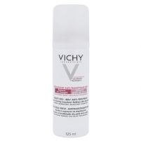 Dezodorantas Vichy Antiperspirant Sensitive Or Depilated Skin Spray Cosmetic 125ml Dezodorantai/ antiperspirantai