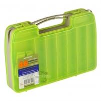 Dėžutė Aquatech 2546 Dvipusė 14-46 skyrelių Zvejas kastes, somas