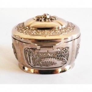 Dėžutė juvelyrinė met. J125-3 Jewelry boxes