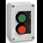 Dėžutė start-stop, 2 mygtukai ir indikacinė lemputė, JBB2A100, ETI 004770372