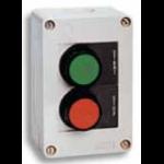 Dėžutė start-stop, 2 mygtukai ir indikacinė lemputė, JBB2A100, ETI 004770372 Buttons