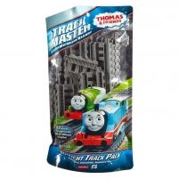 DFM56 / DFM55 tiesūs bėgiai, Thomas & Friends Trackmaster, Fisher Price MATTEL Geležinkelis vaikams