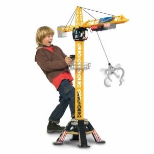 Dickie Mega Kranas su garsu Žaislai berniukams