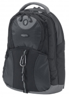 Dicota BacPacMission black nešiojamo kompiuterio kuprinė 15 - 15.6