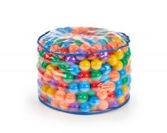 Didelis kamuoliukų stalas YUPI Žaislų dėžės, sėdmaišiai