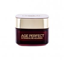 Dieninis kremas L´Oréal Paris Age Perfect Intensive Re-Nourish Day Cream 50ml