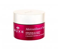 Dieninis cream NUXE Merveillance Expert Lift And Firm Day Cream 50ml Rich Creams for face