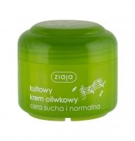 Dieninis cream Ziaja Natural Olive Day Cream 50ml Creams for face