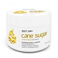 Diet Esthetic Beauty Purify Cane Sugar Facial & Body Scrub Cosmetic 300ml Stangrinamosios kūno priežiūros priemonės