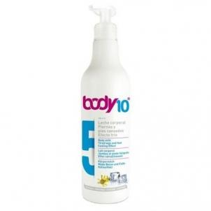 Diet Esthetic Body 10 (Body Milk Tired Legs and Feet Cooling Effect 5) 500 ml Kojų priežiūros priemonės