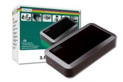 DIGITUS Išorinis korpusas 3,5 ATA/USB 2.0 Hdd kastes