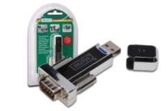 Digitus Konverteris USB 1.1/RS232 (DB9M)
