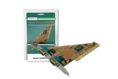 Digitus Plokštė 32-Bit, PCI, 2xserial (COM)
