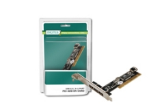 Digitus Plokštė PCI 4x USB 2.0 , chipset VIA