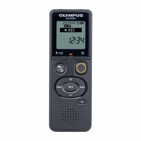 Diktofonas Olympus Digital Voice Recorder VN-540PC Segment display 1.39', WMA, Black, Dictating machines