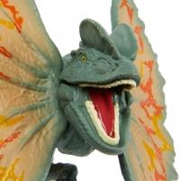 Dinozauras GNJ21 Mattel Jurassic World Savage Strike Dilophosaurus
