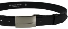 Diržas Penny Belts Men´s Leather Social Belt 35-020-1PS-60 Black Belts
