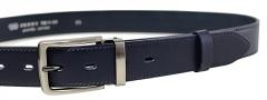 Diržas Penny Belts Men´s Leather Social Belt 35-020-2-56 Blue Belts