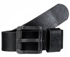Diržas Quiksilver Leather belt Theeverydailybe Black EQYAA03546-KVJ0
