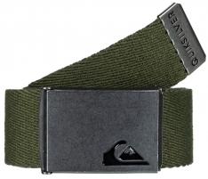 Diržas Quiksilver TheJam4 Rifle Green Belt EQYAA03560-GSQ0 Diržai