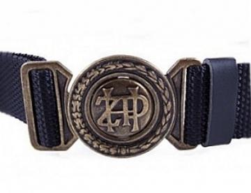 Diržas ZHP, juodas Outfit, belts, holsters