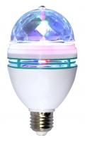 """Disco LED RGB"""" besisukanti lemputė Vakoss MFW0149 Apšvietimas, LED lempos"""