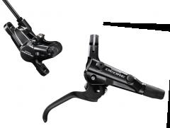 Diskiniai stabdžiai priekiniai Shimano Deore BL/BR-M6000(L) resin black Shimano bicycle parts