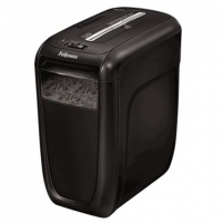 Fellowes Powershred 60Cs, sheet capacity per pass: 10, cross-cut, shreds staples, paper clips and plastic credit cards Paper shredders