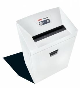 Dokumentų naikiklis HSM Pure 420 - gabaliukai 4,5x30mm/ 13-15 lap. 80 g/ 35 l