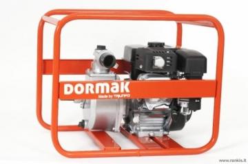DORMAK PT 20 A vandens siurblys su keturtakčiu varikliu