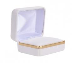Dovanų dėžutė vestuviniams žiedams JK Box CD-3/A20/AU Gift boxes