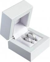 Dovanų dėžutė vestuviniams žiedams JK Box DD-2/NA/A1 Gift boxes