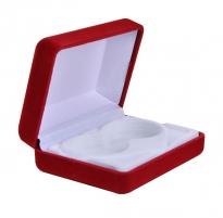 Dovanų dėžutė vestuviniams žiedams JK Box F-228/A7/S Gift boxes