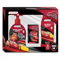 Dovanų rinkinys Disney Cars Kvepalų ir kosmetikos rinkiniai