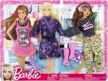 Drabužių rinkiniai X7858 / N4855 Mattel Barbie Fashion