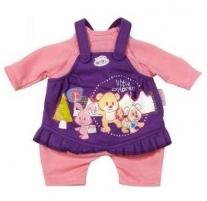 Набор одежды для куклы My Little Baby Born 32cm Zapf Creation 820872 Toys for girls