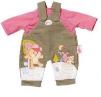 Набор одежды для куклы My Little Baby Born 32cm Zapf Creation 820872a Toys for girls