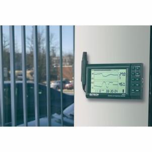 Drėgmės matuoklis Extech RH520A Thermo- Logger Drėgmės matuokliai