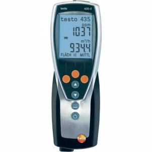 Drėgmės matuoklis Testo 435-2 Thermo-