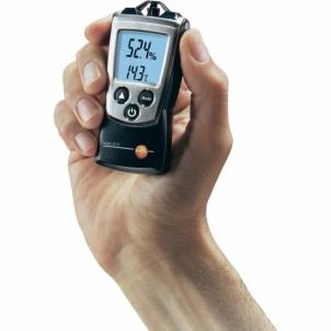 Drėgmės matuoklis Testo 610 Compact Thermo- Drėgmės matuokliai