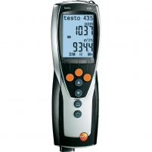 Drėgmės matuoklis testo Testo Multifunktions-Messgeraet 320x160x120 mm