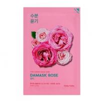 Drėkinamoji kaukė su Damasko rožių ekstraktu Holika Holika 20 ml