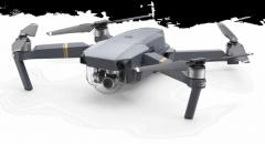Dronas DJI Mavic Pro EU Multikopteriai, dronai