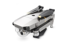 Dronas DJI MAVIC PRO Fly More Combo platinum Multikopteriai