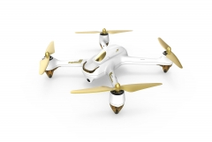 Dronas Hubsan X4 Air H501S Professional Edition white