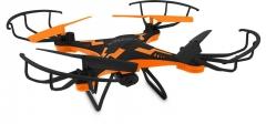 Dronas Overmax X-Bee Drone 3.1 PLUS WIFI - orange Multikopteriai, dronai