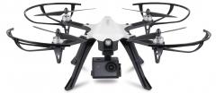 Dronas Overmax X-Bee Drone 8.0 WiFi 4K Multikopteriai, dronai