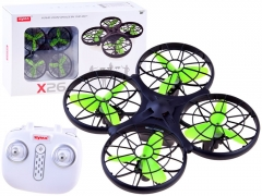 Dronas Syma X26 drone with an RC0545 obstacle sensor Multikopteriai